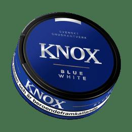 Knox Blue White Portionssnus