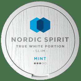 Nordic Spirit True White Mint