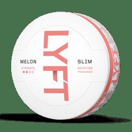 LYFT Melon Slim All White Portion