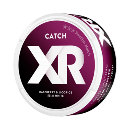 XR Catch Hallon Lakrits White Portionssnus