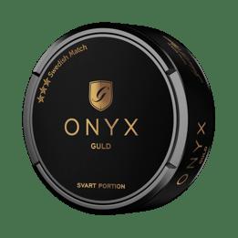 General Onyx Guld Vit Portionssnus