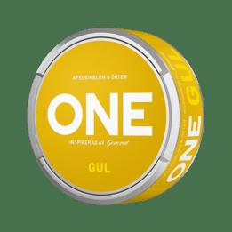 ONE Gul White Portion