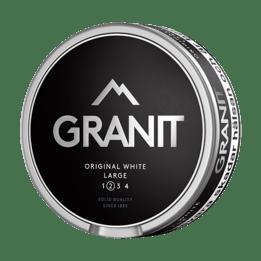 Granit Original White Portion Large
