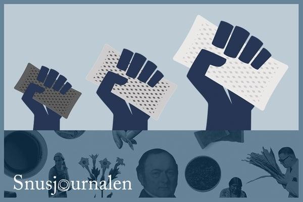 Nikotinpåsarnas revolution | Snusjournalen