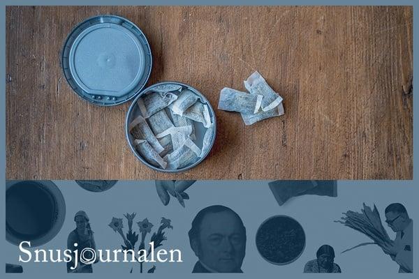 Prillan – historiskt epos från mullbänk till portionssnus