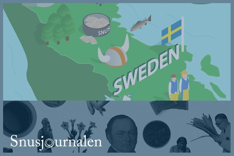 Snusa hemma och på jobbet - så gör svenskarna