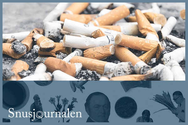 """""""Varje fimpad cigarett är en vinst för folkhälsan"""""""